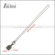Stainless Steel Necklaces n003225S