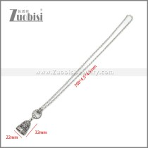 Stainless Steel Necklaces n003228S