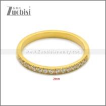 Stainless Steel Rings r008852G