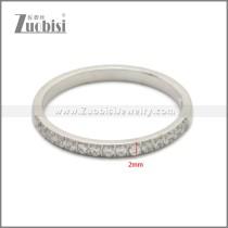 Stainless Steel Rings r008852S