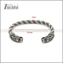 Stainless Steel Bangles b010109SA