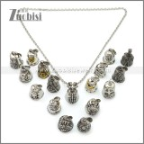 Stainless Steel Necklaces n003237S2