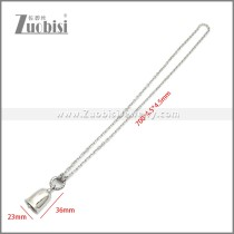 Stainless Steel Necklaces n003227S