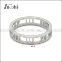 Stainless Steel Rings r008851S