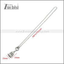 Stainless Steel Necklaces n003235S1