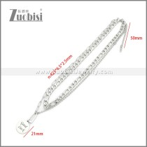 Stainless Steel Necklaces n003219S