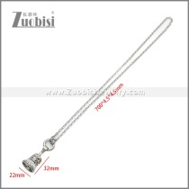Stainless Steel Necklaces n003230S