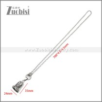 Stainless Steel Necklaces n003229S