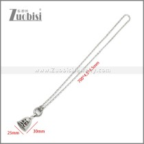 Stainless Steel Necklaces n003233S