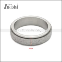 Stainless Steel Rings r008857S