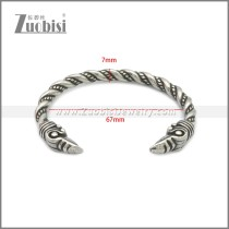 Stainless Steel Bangles b010110SA
