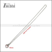 Stainless Steel Necklaces n003223S