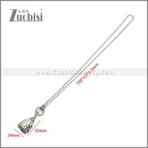 Stainless Steel Necklaces n003234S