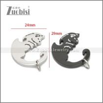 Stainless Steel Pendant p011101SH