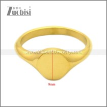 Stainless Steel Ring r008870G