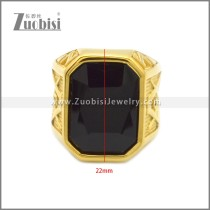 Stainless Steel Ring r008861G2