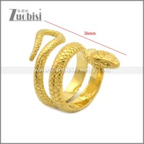 Stainless Steel Ring r008862G