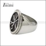 Stainless Steel Ring r008860SH