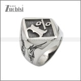 Stainless Steel Ring r008873SA
