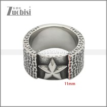 Stainless Steel Ring r008874SA
