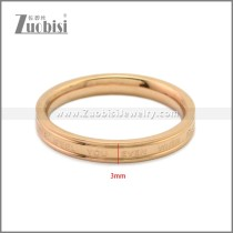Stainless Steel Ring r008864R