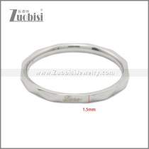 Stainless Steel Ring r008865S
