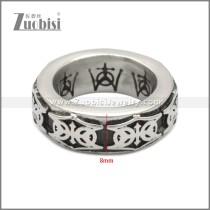 Stainless Steel Ring r008869SH