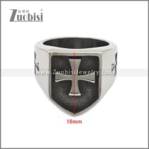 Stainless Steel Ring r008872SA