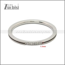 Stainless Steel Ring r008868S