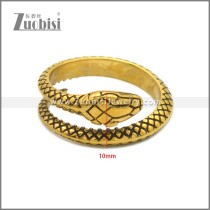 Stainless Steel Ring r008863GH