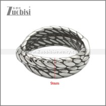 Stainless Steel Ring r008883SA