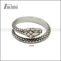 Stainless Steel Ring r008863SH