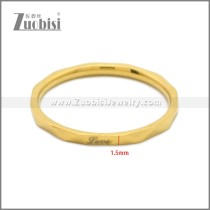 Stainless Steel Ring r008865G