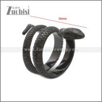 Stainless Steel Ring r008862H