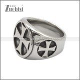 Stainless Steel Ring r008891SA