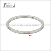 Stainless Steel Ring r008894S