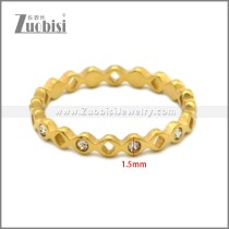 Stainless Steel Ring r008893G