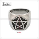 Stainless Steel Ring r008880SA