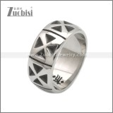 Stainless Steel Ring r008881SA