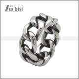 Stainless Steel Ring r008887SA