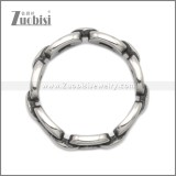 Stainless Steel Ring r008890SA