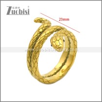 Stainless Steel Ring r008895G