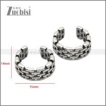 Stainless Steel Earring e002229SA