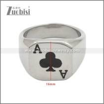 Stainless Steel Ring r008907S