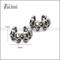 Stainless Steel Earring e002220SA