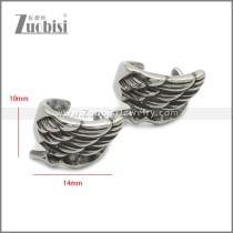 Stainless Steel Earring e002226SA