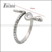 Adjustable Stainless Steel Sanke Ring r008911SA
