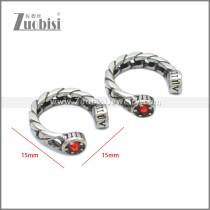 Stainless Steel Earring e002227SA