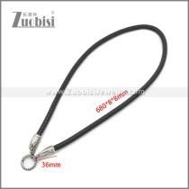 Stainless Steel Necklacen003238H