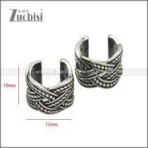 Stainless Steel Earring e002218SA
